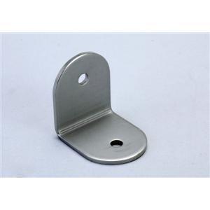 不鏽鋼圓型小角(3T+2孔)