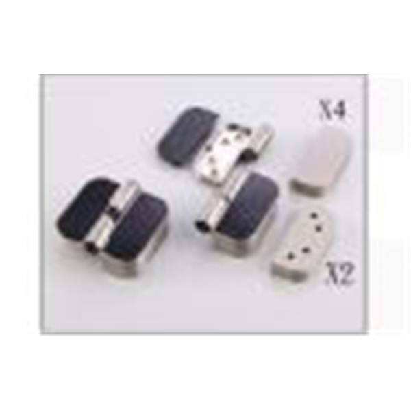平貼自動歸位絞鍊(重疊+對鎖)