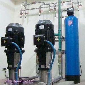 [台中西屯]下七張犁大樓全戶式濾水器