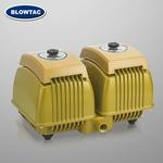 雙泵電磁式空氣泵-AP250-400L-三敏電機股份有限公司-電磁式空氣泵,靜音型迴轉式鼓風機,魯氏鼓風機,環型鼓風機