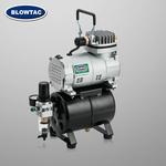 單缸式小型空壓機附儲氣筒-TC-20T