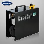 雙缸式小型空壓機附儲氣桶加保護殼-TC-30TS-B