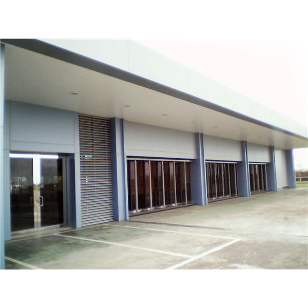 鋁包板施工實例-鋼泰工程有限公司-桃園