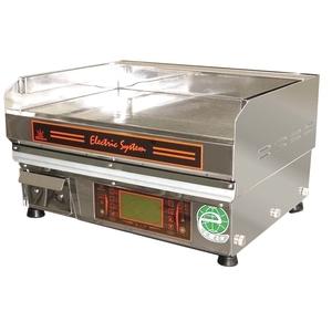 P1-2 lcd液晶控溫煎板爐(桌上型)