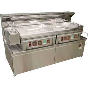 P3-1 IC控溫鍋貼煎板爐