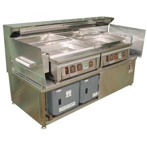 P3-2 IC鍋貼煎板爐