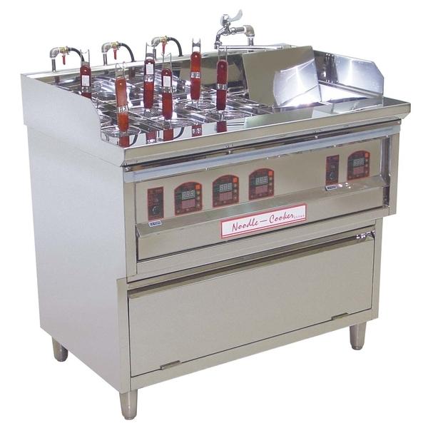 P13 6孔1湯煮麵機