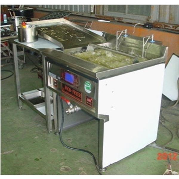 P23-4 lcd控溫炸海苔機