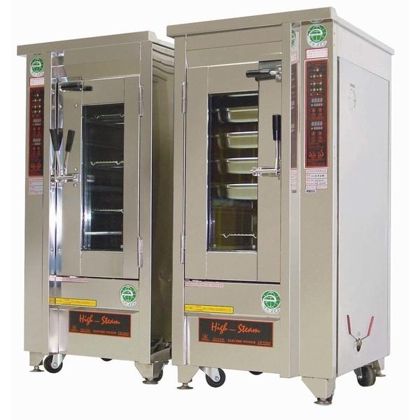 P32-150人蒸食機電控機組