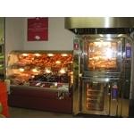 P56-4熱食展示台