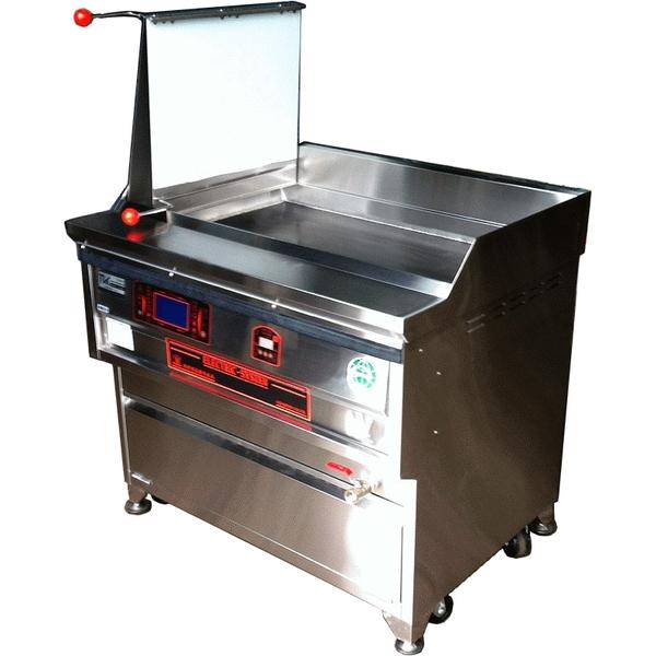P2-4-lcd控溫鍋貼爐