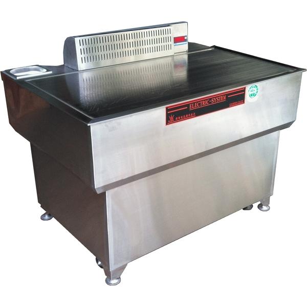 P6-1-lcd液晶控溫鐵板燒台