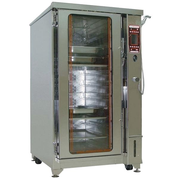 P39-lcd濕度蒸烤箱