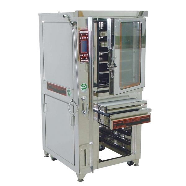 P40-lcd控溫蒸烤箱