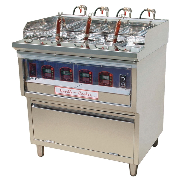 P11-3-8孔煮麵機
