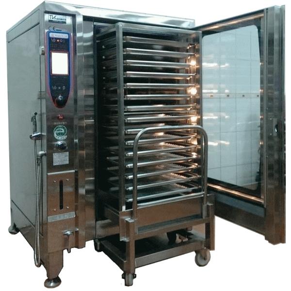 P52-1萬能蒸烤箱
