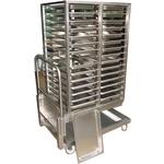 P52-2萬能蒸烤箱台車