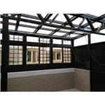 玻璃屋-鋁窗,鋁門窗,氣密窗,氣密隔音窗,採光罩,玻璃屋,防盜窗-瀚昇企業社