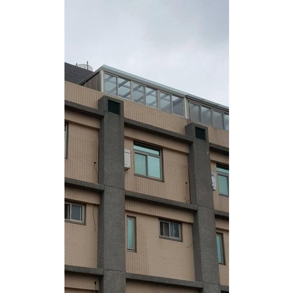 採光罩玻璃屋5-瀚昇企業社-桃園