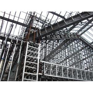 鋼骨結構-建慶鐵工廠-雲林
