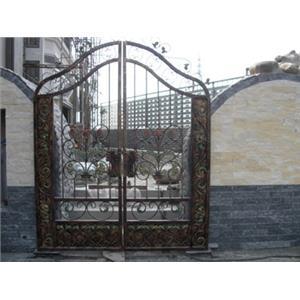鍛造門-建慶鐵工廠-雲林