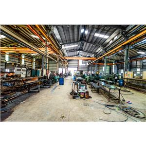 廠房新建-建慶鐵工廠-雲林