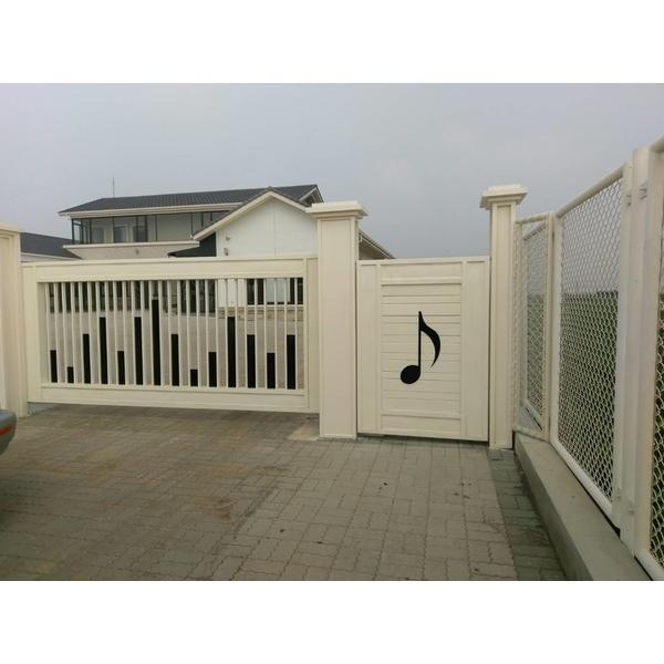 造型大門-建慶鐵工廠-雲林
