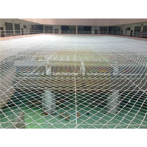 天井安全防墜網