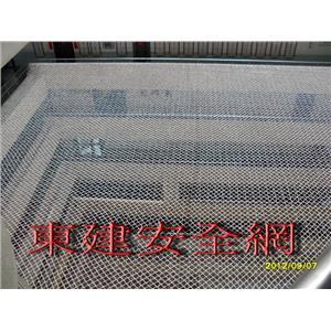 樓梯安全網-東建安全網有限公司-台中