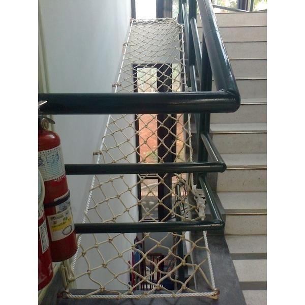 住家樓梯安全網