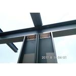 H型鋁擠型&加強梁.立柱
