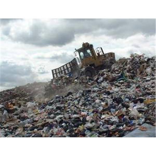 廢棄物處理