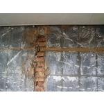 除白蟻-磚造水泥牆面