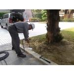 白蟻防治土壤灌注施工