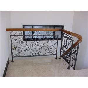 扶手欄杆2-鴻仁金屬建材有限公司-台南
