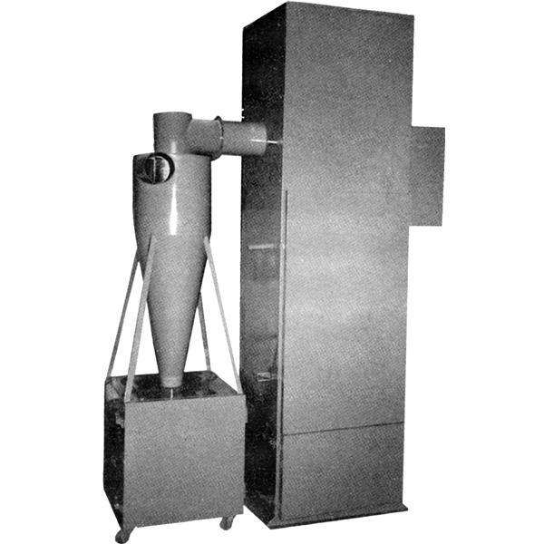 FHC型旋風袋濾集塵機(機械振動式)