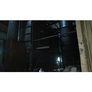 彰濱知冶煉銅廠商-100HP脈衝式集塵機