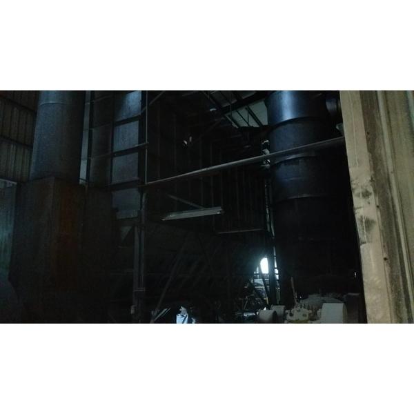 彰濱知冶煉銅廠商-100HP脈衝式集塵機-永輝帆企業有限公司-彰化