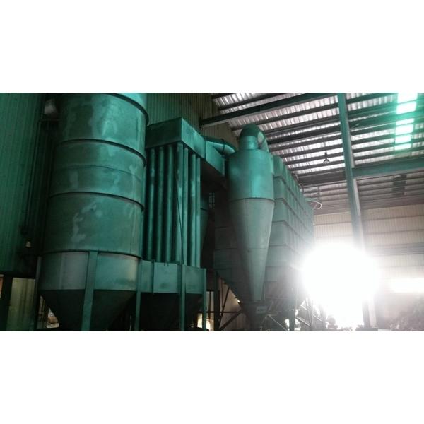 熔爐製造廠用脈衝集塵設備-永輝帆企業有限公司-彰化