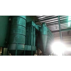 熔爐製造廠用脈衝集塵設備