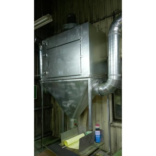 5HP小型集塵機-永輝帆企業有限公司-彰化
