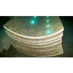 弧形板-新東大理石股份有限公司-檯面,平板,地坪,牆面,樓梯版,桌面,厚板角材,花蓮