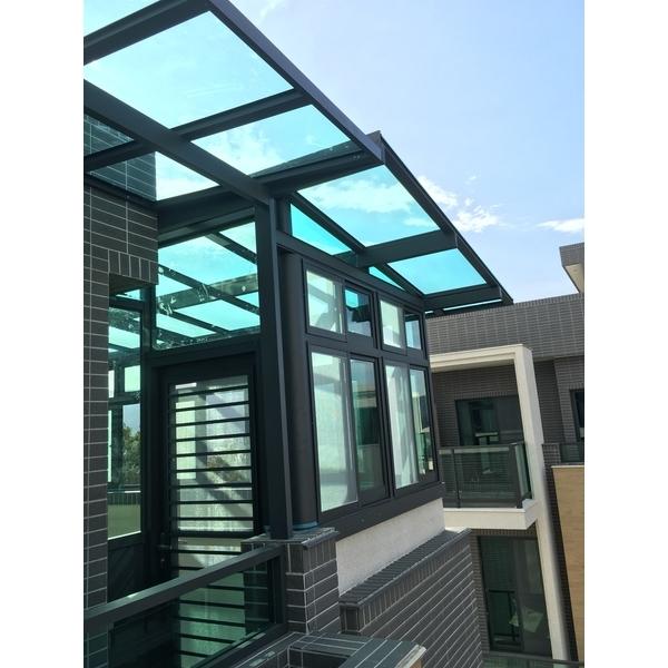 玻璃屋-北美鋼鋁有限公司-台北