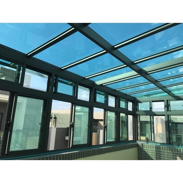 玻璃屋1-北美鋼鋁有限公司-台北