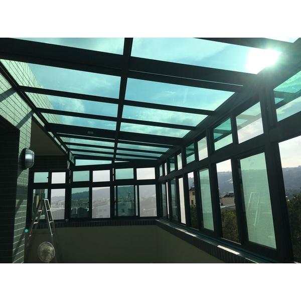 玻璃屋2-北美鋼鋁有限公司-台北