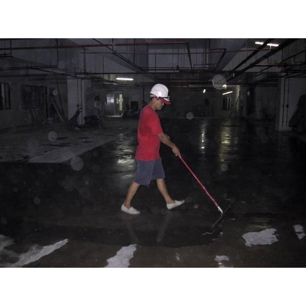 滲透型硬化劑施工-永詮防水有限公司-台北