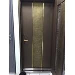 鍍鋅鋼板門1