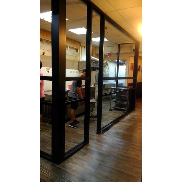 隔間裝潢-冠儀鋁門窗-新北