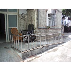 不鏽鋼欄杆扶手-永振工程行-基隆