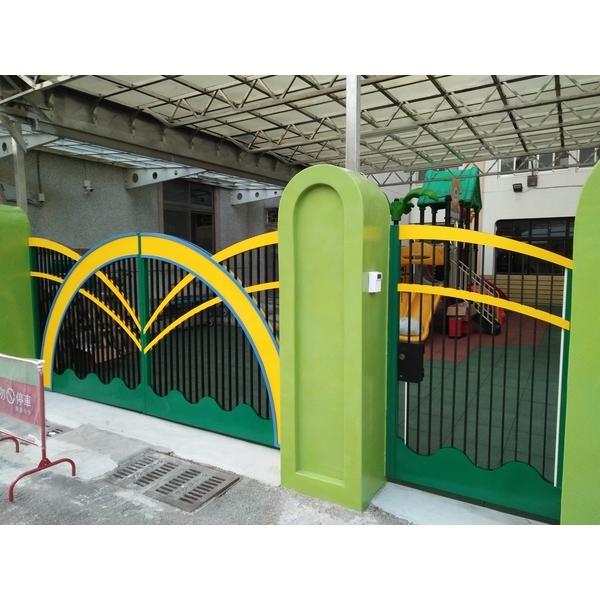 柵欄大門-永振工程行-基隆
